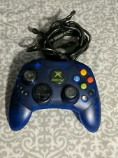 Original Xbox Wired Controller Blue