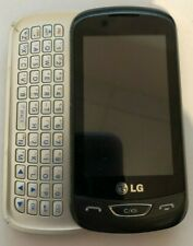 Lg Converse An272 Cdma Cell Phone Gray Fast Shipping Cell Phone Excellent Used