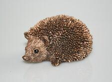 Hedgehog Squeak Baby Bronze Cast Figure Frith Sculpture TM049 Thomas Meadows