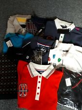 BN JOB LOT GOLF JUNKIE CLOTHING