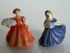 The Dolls House Emporium Ornamental Lady in Blue PR