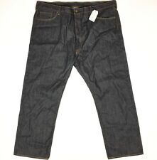 Levis Men's 501 Button Fly Shrink to Fit Jeans Tag Size 42x30 Actual 46.5x30 STF