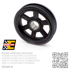 ENGINE PRO HARMONIC BALANCER LLT/LFX V6 SIDI 3.6L [HOLDEN VE-VF COMMODORE/UTE]