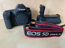 Canon EOS 5D Mark III 22.3MP fotocamera reflex digitale corpo e Battery Grip