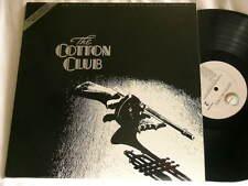THE COTTON CLUB Sound Track Bob Wilber Lew Soloff Joe Temperley Mark Shane LP