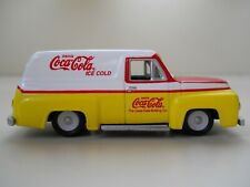 JOHNNY LIGHTNING - COCA-COLA DELIVERY - 1956 FORD F-100  PANEL DELIVERY (LOOSE)