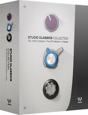 Waves Studio Classic Collection V9 SSL Solid State Logic API V Series Collection