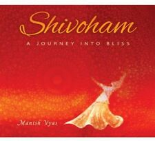 Manish Vyas, Sufi Splendor - Shivoham [New CD]
