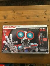 Meccano Meccanoid XL 2.0 Robot-Building Kit New But Read Description Please