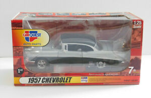 Car Quest Auto Parts 1957 Cheverolet 1:25 DieCast Metal 7th in Series 2006