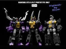 BadCube OTS-05/06/07 - Evil Bug Corps Set of 3,In stock! NEW