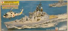 Pit Road 1/700 Japanese Ship DDH143 JMSDF Shirane Model Kit