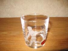 ARNAUD DE FRANCE *NEW* Set 6 verres à wisky décor football Glasses