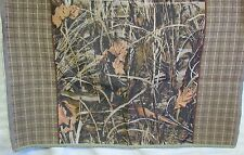 Advantage Max-4 HD Camouflage Camo Tapestry Fabric Pillow Sham Material 2 Panels
