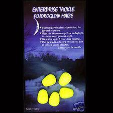 Enterprise Tackle Artificial Imitation Fluoroglow Maize Bait