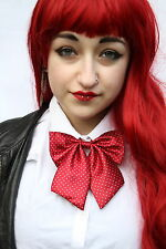 ROSSO MICRO SPOT KITTY FIOCCO Geek Kawaii Japan School Girl ALT Pre Legato PAPILLON
