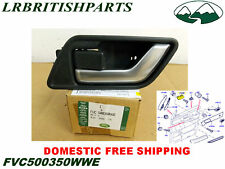 LAND ROVER HANDLE FRONT DOOR RANGE R SPORT 08-09 LH  OEM NEW FVC500350WWE