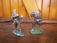 DURSO ELASTOLIN DC DOMAGE JRD LINEOL soldats n° 8 platre et farine blanc meudon