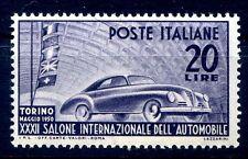 SALONE AUTO TORINO     1950 - NUOVO **