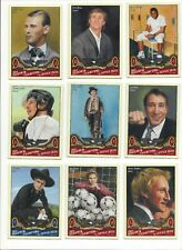 2011 UPPER DECK UD GOODWIN CHAMPS - STARS, HOF, MULTI-SPORT - WHO DO YOU NEED!!!