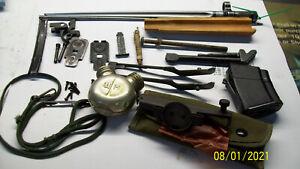 SKS Mosin Nagant M-1 Mauser Mossberg Large lot Misc rifle parts