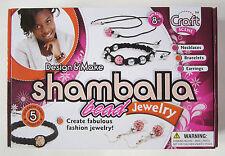International Playthings Craft Scene Shamballa Bead Jewelry Kit