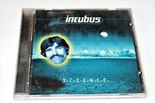 Incubus S.C.I.E.N.C.E. 1997 Epic Records Alt Funk Metal Rock Cd Vg+