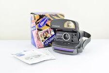 Vintage Polaroid Cámara de películas instantáneas fresco con caja