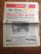 1965 The Hockey News Magazine November 27th Issue Bobby Hull