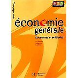Collectif - Economie générale, BTS 2e année : Livre de l'élève - 2002 - Broché