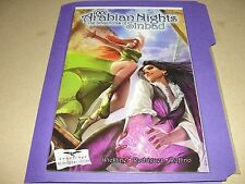Comic 1001 ARABIAN NIGHTS Adventures of SINBAD #3 SEJIC Variant B Zenescope 2008