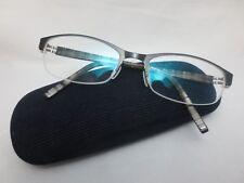 URBAND Eyeglasses TITANIUM Frame - MUSE col.01 W/ Case