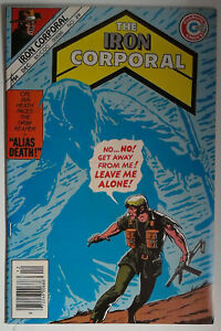 The Iron Corporal #24 (1985) Charlton 7.5 VF- Comic Book