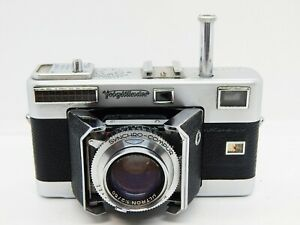 Voigtlander Vitessa L 35mm Rangefinder Film Camera with Case