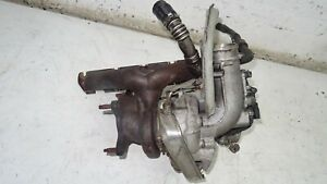 AUDI S3 8P TTS MK2 GOLF R K1 08-14 2.0 TFSI K04 TURBO CHARGER 06F145702C GENUINE