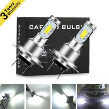 Super H7 LED Headlights Conversion Kits High/Low Beam 4000LM 6000K White 80W