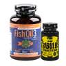 Omega 3 FISH OIL EPA DHA Strenght 1000mg Tribulus TESTOSTERONE BOOSTER LIBIDO