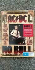 AC/DC - No Bull - The Directors Cut DVD - VGC - Free Postage