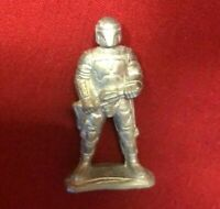 Rare Vtg Unpainted Kenner Star Wars Micro Collection Boba Fett Old Figure 1982 ⭐