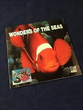 Wonders of the Sea 1994 USPS Stamp Follio NEW in Sealed Package