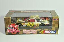 RACING CHAMPIONS 1:24 GOLD NASCAR Stock Car Bill Elliott, #94, Service Racing