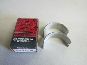 Engine Connecting Rod Bearing Federal Mogul 2020CP10 (Checker/Chev/GMC 1965-84)