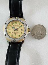 Gruen Sport 5 ATM-165 FT watch w/date &  original box.