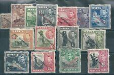 Malta 1948 KGVI MM