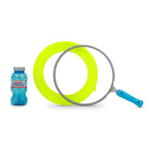 New High Quality Gazillion Big Bubble Wand with 240ML Bottle of Solution