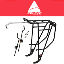 Axiom Streamliner DLX 29er Mountain Bike Rear Rack Black fit Disc Brake Frames