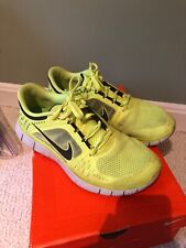 da8d0be78bd70e Nike Athletic Shoes Yellow Nike Free 3.0 for Men for sale