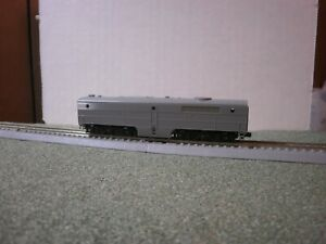 N SCALE KATO UNDECORATED PB-1 DIESEL LOCO-W/DCC