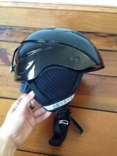 Smith Optics Intrigue Black Fleece Lined Womens Ski Helmet S 51-55cm