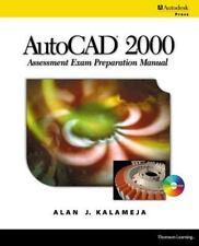 AutoCAD 2000 Assessment Exam Prep Manual